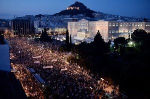 Greek rally